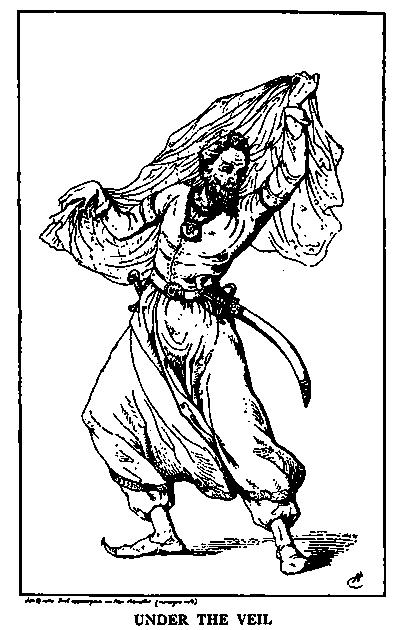 Under the Veil; 1863